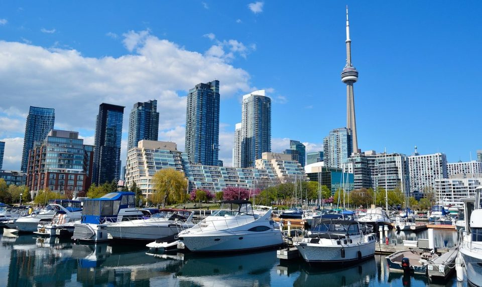 Vistas de Toronto