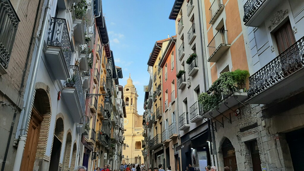 10 cosas imprescindibles en Pamplona