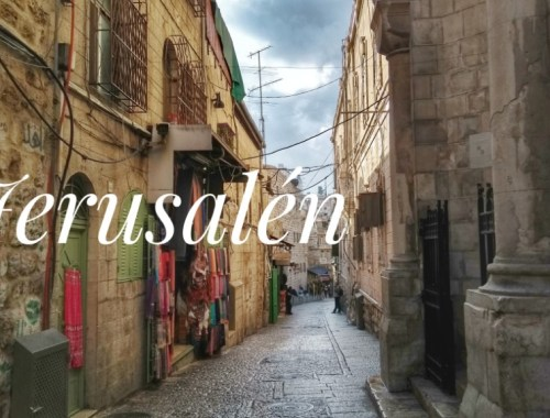 Jerusalén un viaje a las emociones