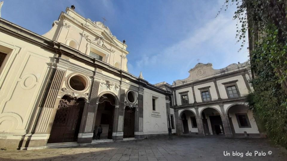 Iglesia de la Cartuja de San Martino en Nápoles