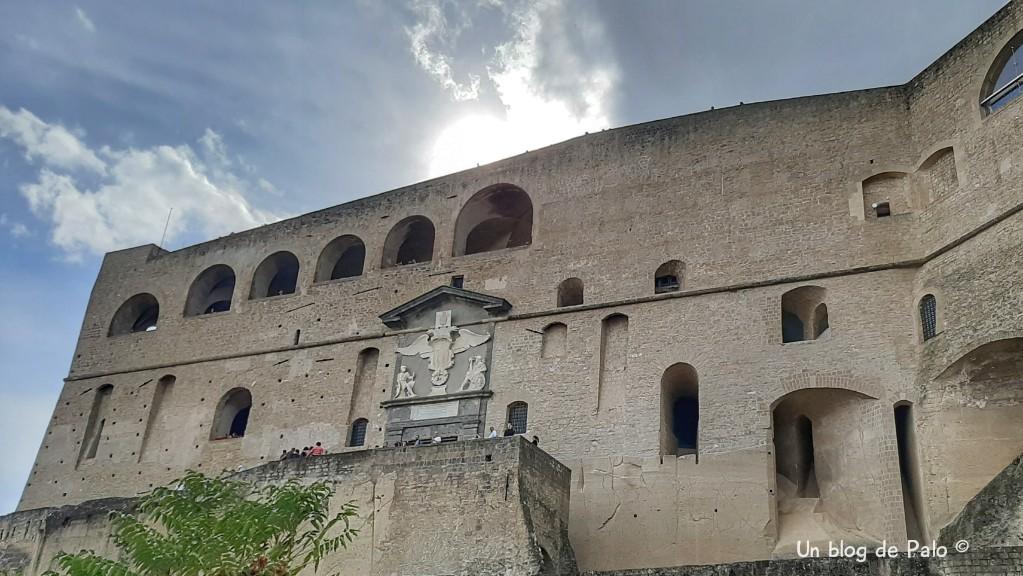 Castillo de Sant'Elmo en Nápoles