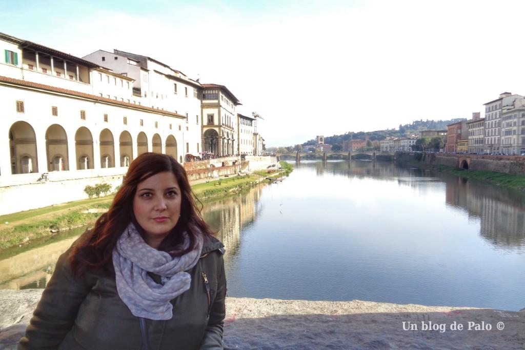 Paloma en Florencia