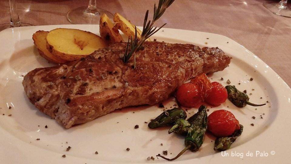 Carne en Malontina Madrid