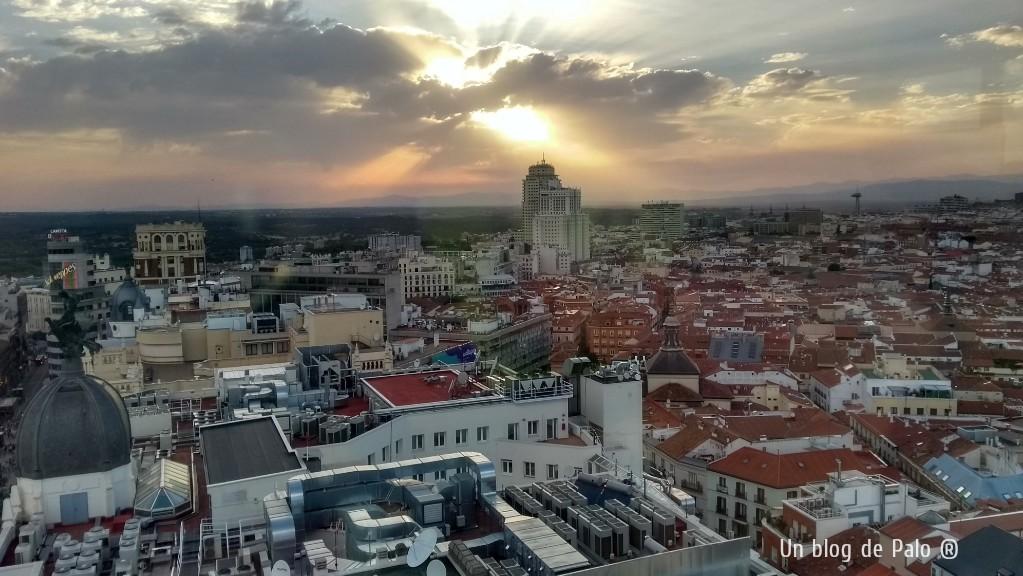 Terrazas en Madrid para disfrutar del cielo