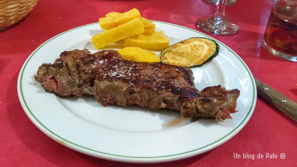 Taberna del viajero en San Lorenzo del Escorial