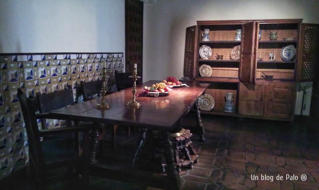 Casa museo Miguel de Cervantes en Alcalá