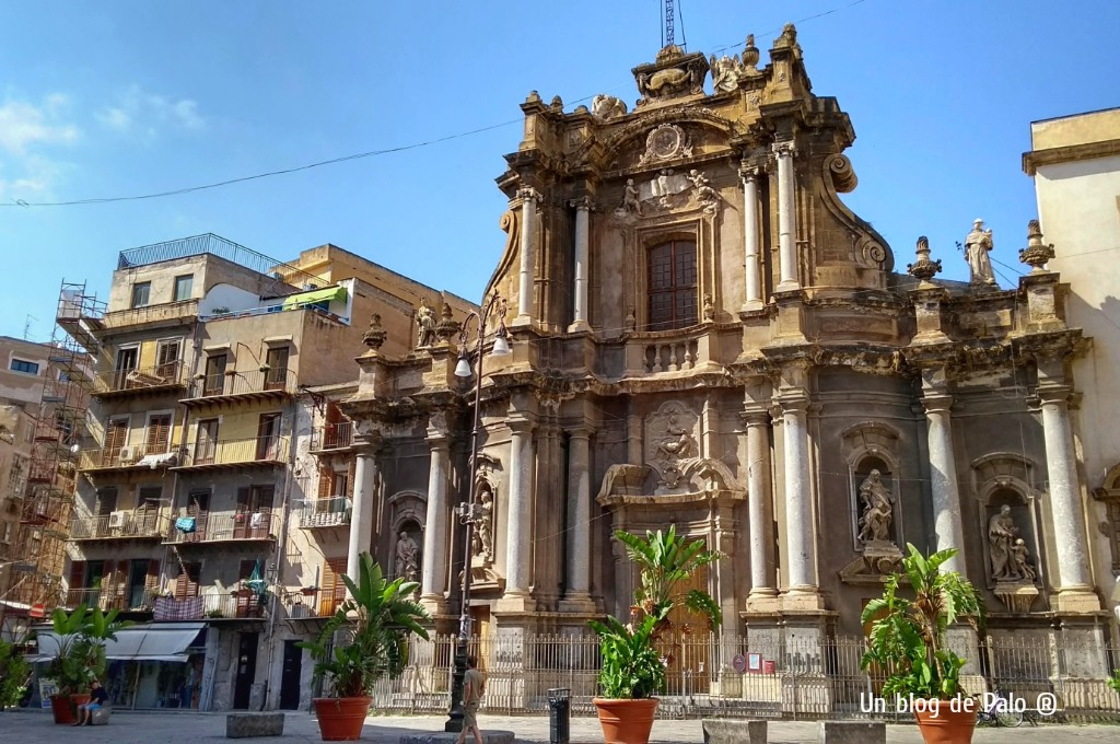 Iglesia de Santa Ana en Palermo