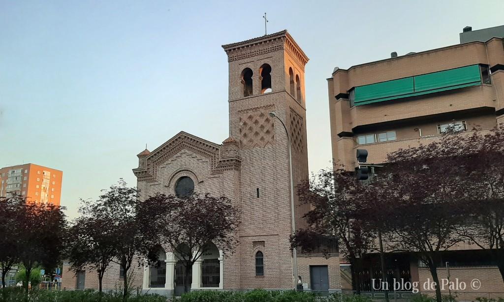Iglesia de Ciudad Lineal en La Cruz