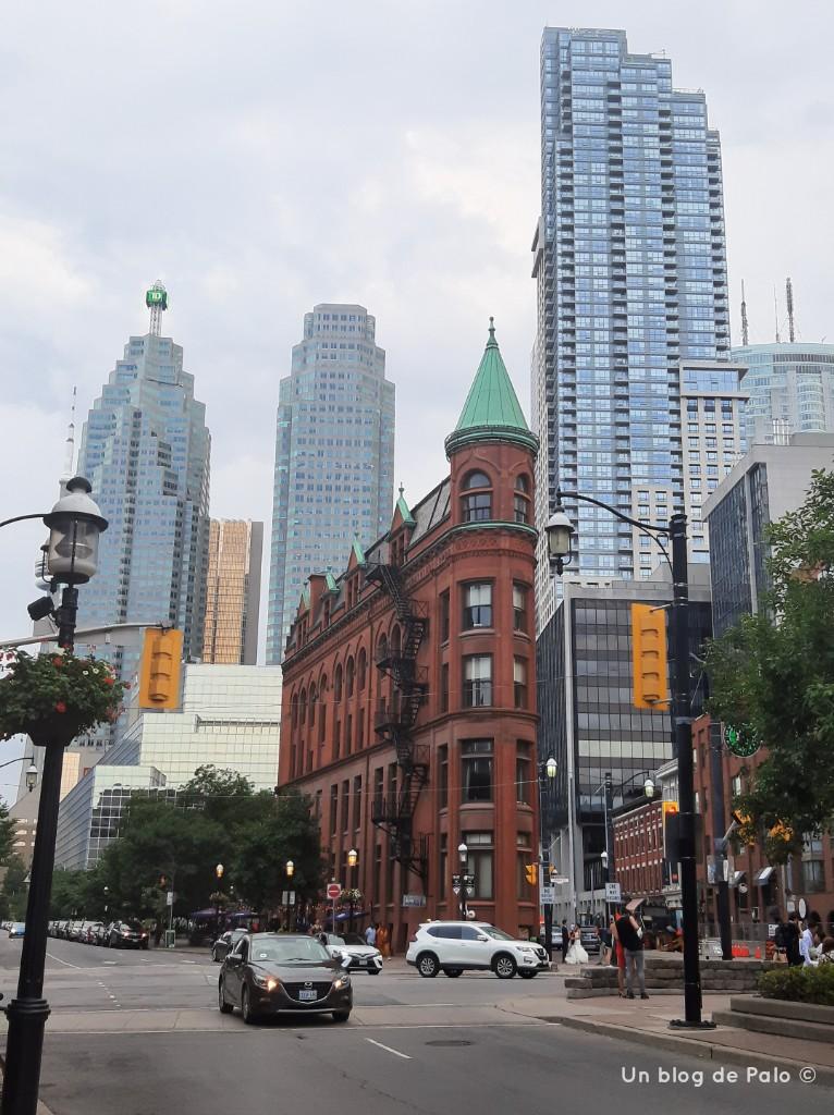 Flatiron building en Toronto
