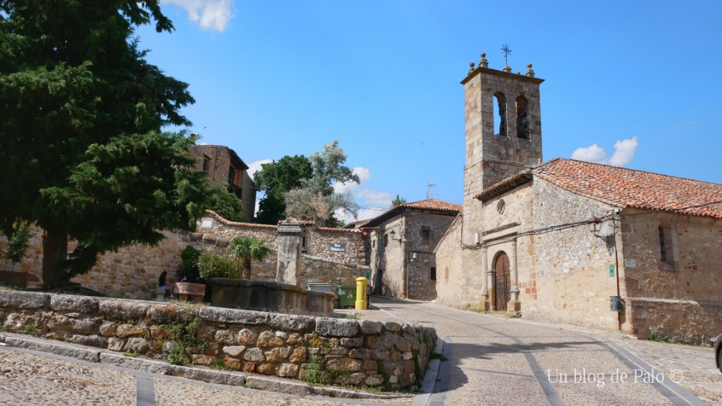 Iglesia de San Gil en Atienza