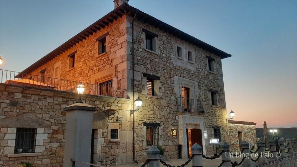 Edificio del Restaurante Alfonso VIII