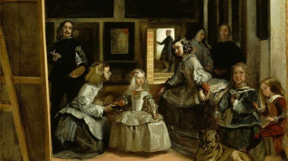 Las Meninas, obras maestras del Museo del Prado
