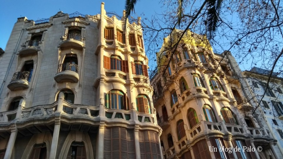 Otros edificios modernistas