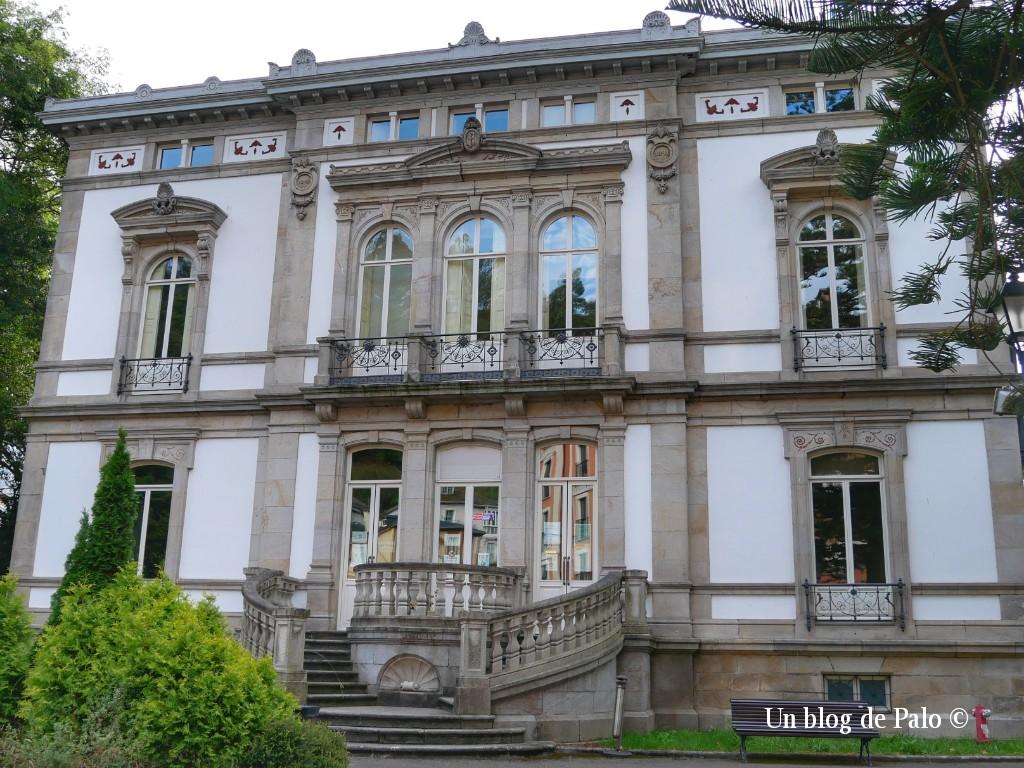 Villa Tarsila en Luarca
