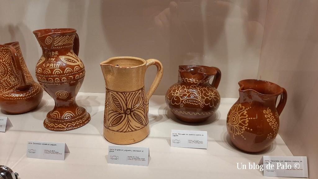 Objetos Museo de Alfarería de Alba de Tormes