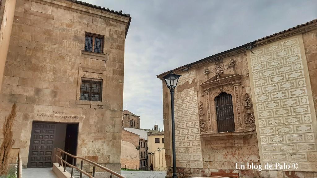 Convento de Santa Clara en Salamanca