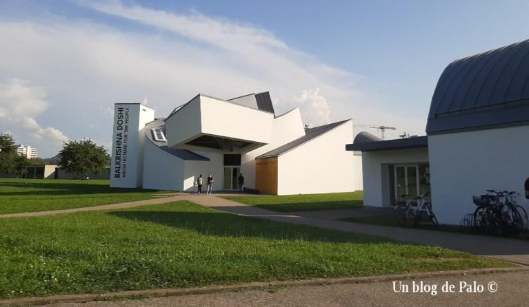 Museo Vitra en Basilea