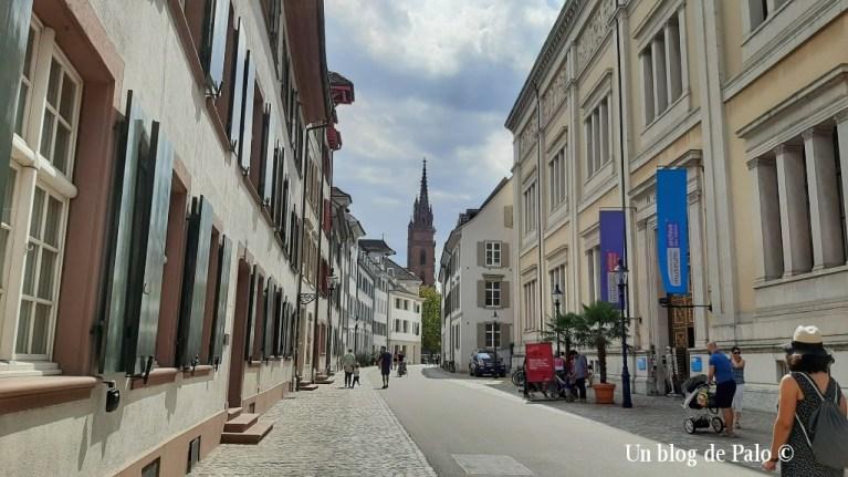 Que ver en Basilea