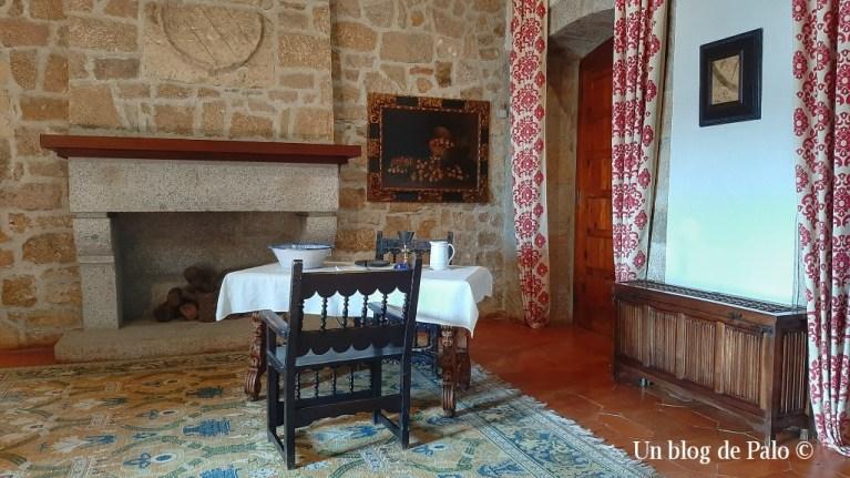 Sala del Infantado en el Castillo de Manzanares el Real