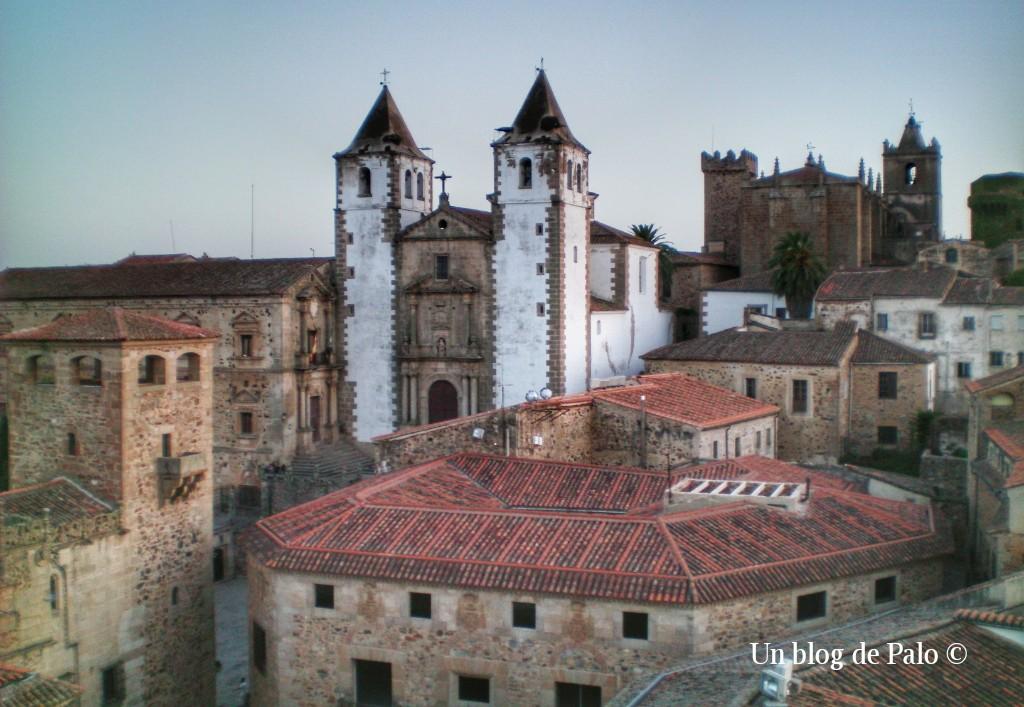 Ciudades con encanto: Centro histórico de Cáceres