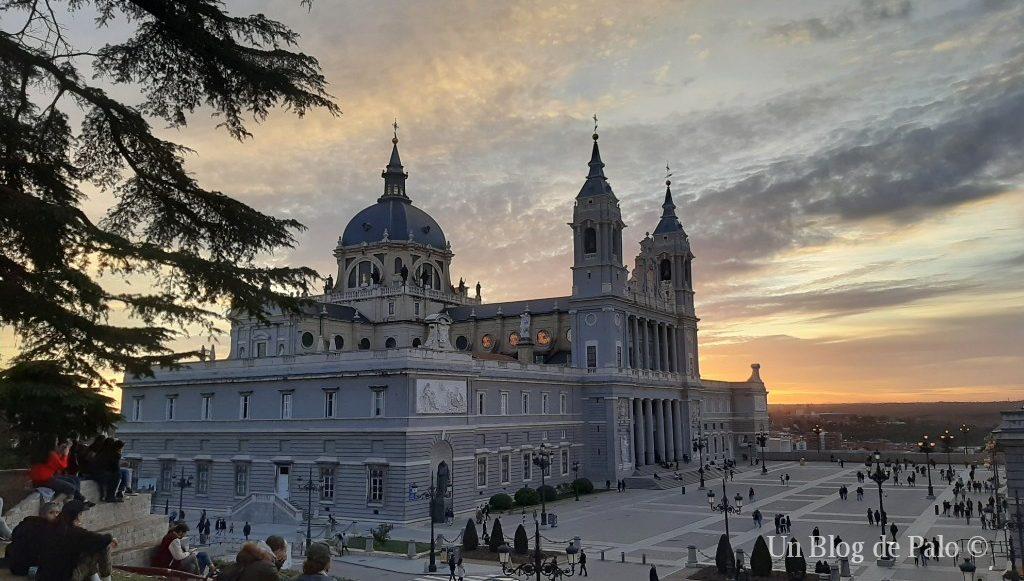 Planes en Madrid confinado