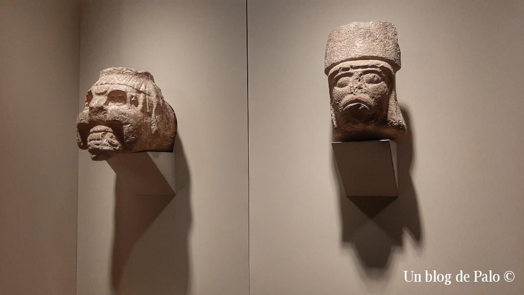 Cabezas mayas
