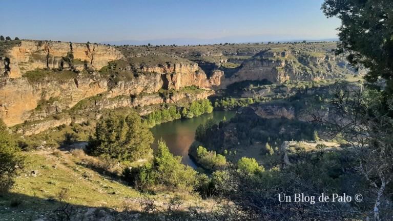 Paisajes de las Hoces del río Duratón