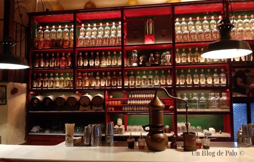 10 coctelerías en Barcelona