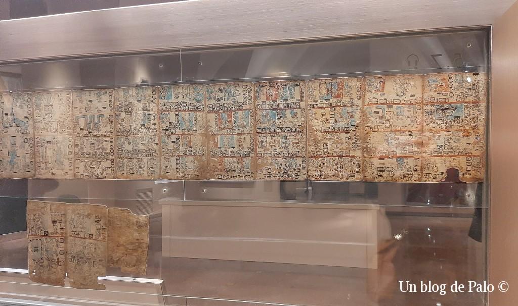 El Códice de Madrid en el Museo de América