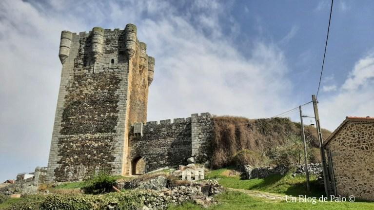 Castillos en Salamanca: Monleón