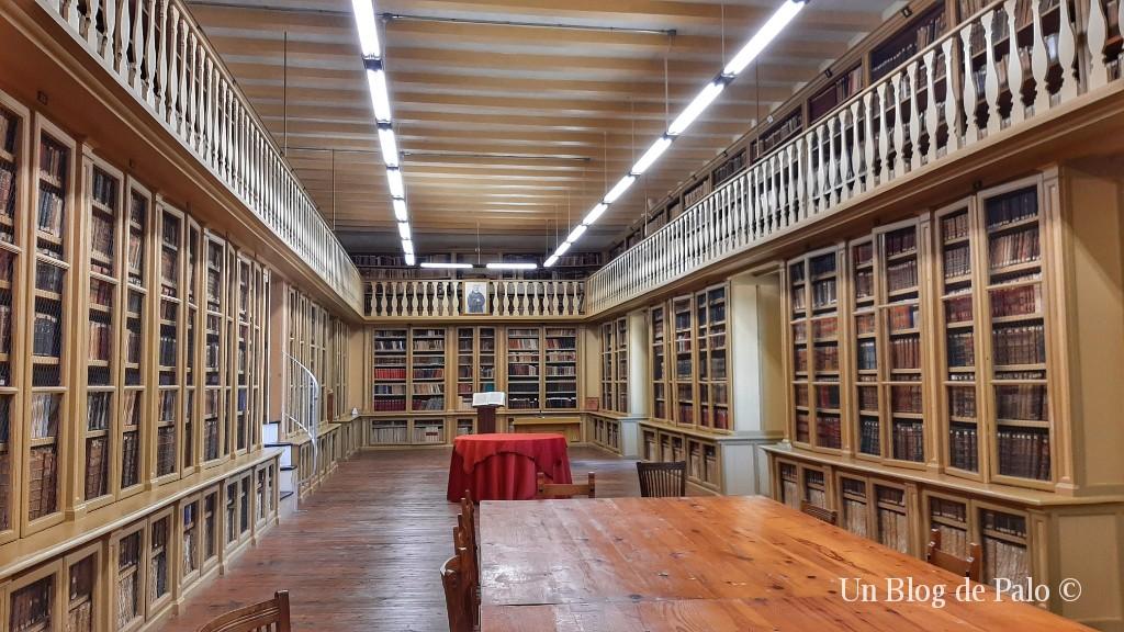 Biblioteca del Santuario de la Virgen de Regla