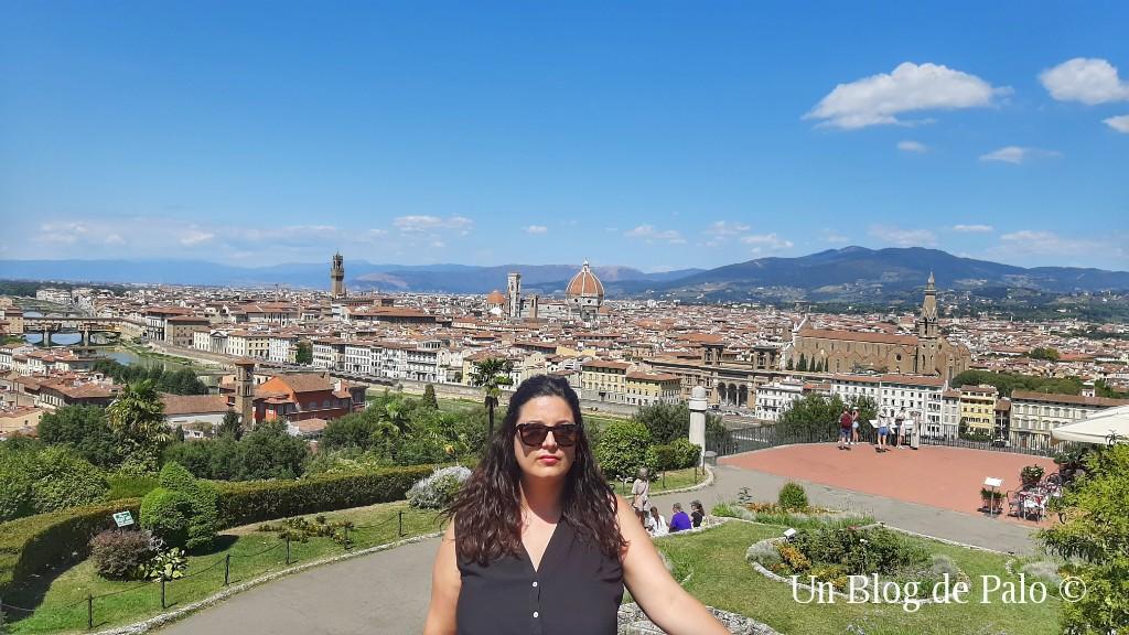 Palo en Florencia