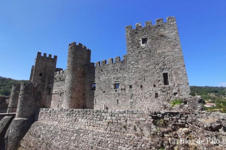 Castillos en Salamanca: Montemayor del Río