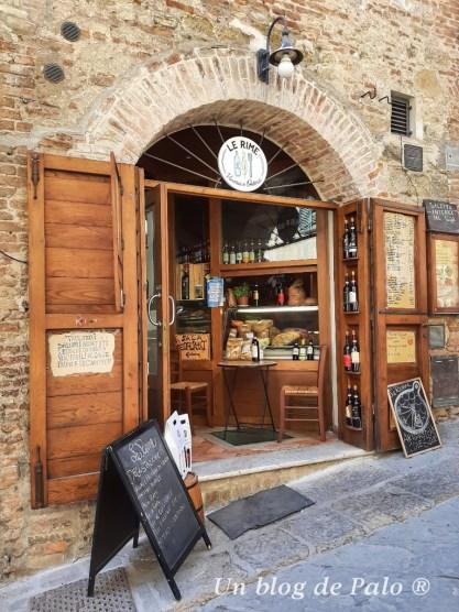 Tiendas de vinos en Montepulciano