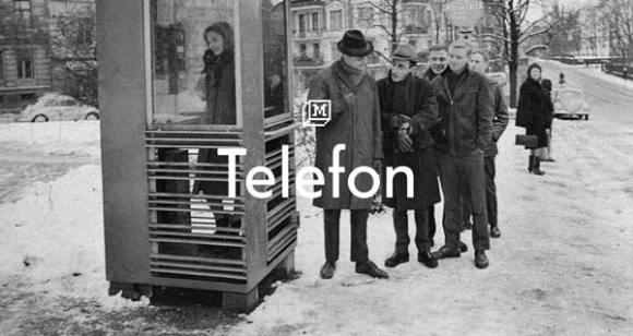 Monokrom - Telefon