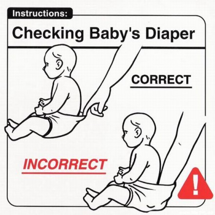 Child Care Instructions 14