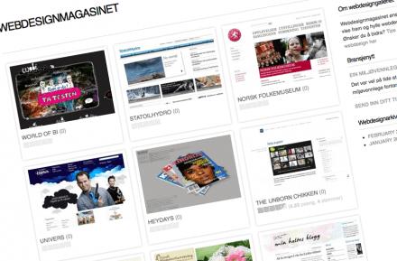 Webdesignermagasinet