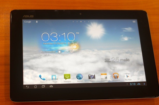 The Padfone 2 Station comes alive as a tablet!