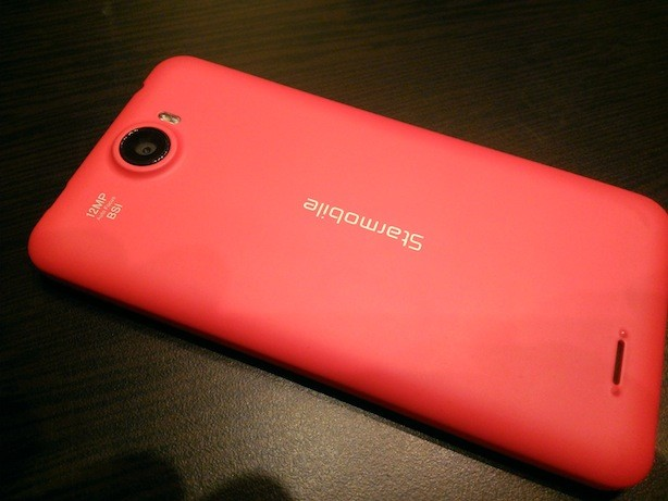 12-megapixel shooter with LED flash and BSI at the back