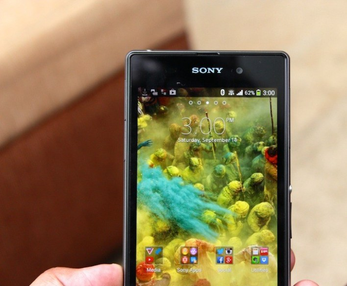 Our full review of the Sony Xperia Z1!
