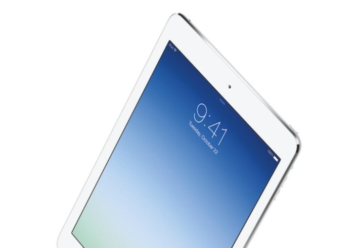 New iPad Air from Apple
