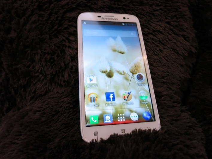 Unboxing the Lenovo A850!