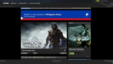 Photo of Steam Store Now Displays Prices in PH, Games Priced Lower Than in Other Countries