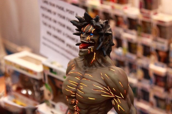 We pre-ordered this Eren Titan statue. Excited to get it!