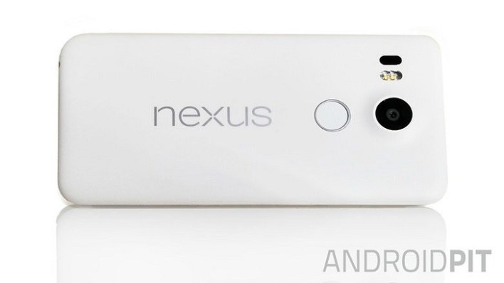 Leaked photo of the LG Nexus 5 (2015) by Android Pit