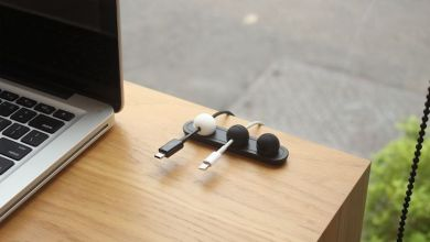 Photo of Keep Your Work Desk Organised with Magnetic Cable Holder Plus