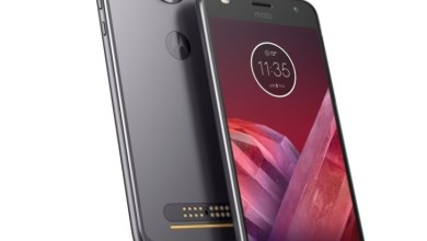 Photo of Motorola Officially Launches Moto Z2 Play In SEA
