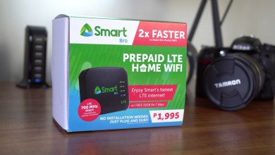Photo of Unbox60: Testing Out the Smart Bro Prepaid LTE Home WiFi Kit