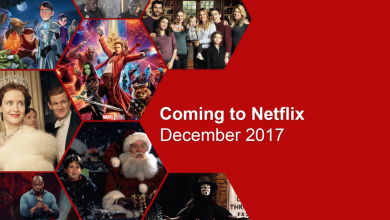 Photo of Check Out the New Titles Coming to Netflix this December