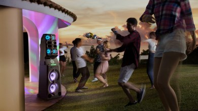 Photo of Check Out Sony's Latest Party-Oriented Speakers